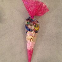 Pink Party Cone
